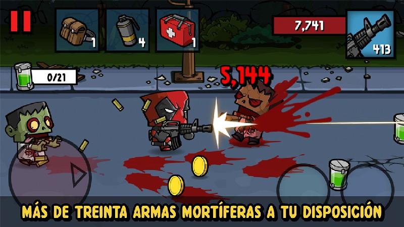 Zombie Age 3 APK MOD imagen 4