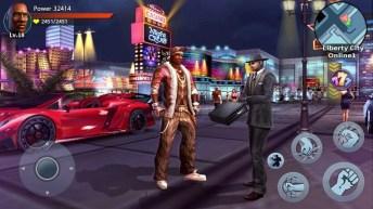 Auto Theft Gangsters APK MOD imagen 3
