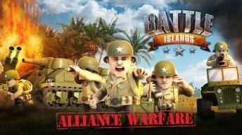Battle Islands APK MOD imagen 1