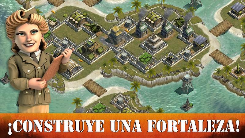 Battle Islands APK MOD imagen 4