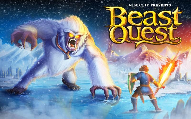 Beast Quest APK MOD imagen 1