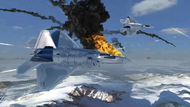 Call of Infinite Air Warfare APK MOD imagen 5