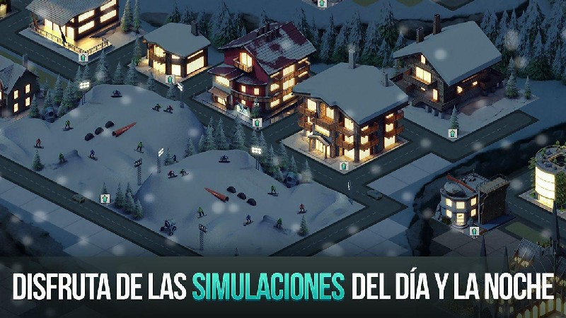 City Island 4 Sim Town Tycoon APK MOD imagen 3
