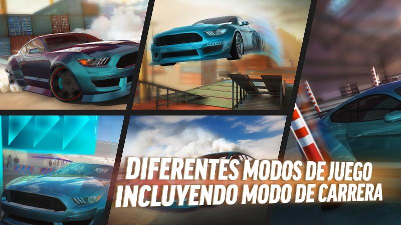 Drift Max Pro - Car Drifting Game APK MOD imagen 3