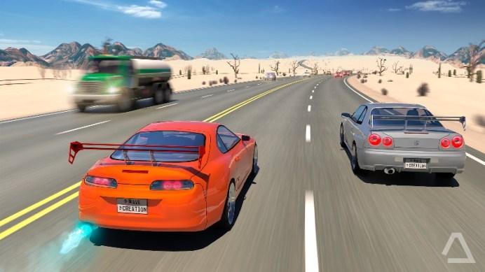 Driving Zone 2 APK MOD imagen 5