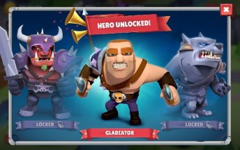 Game of Warriors APK MOD imagen 4