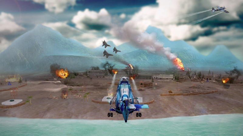 Gunship Strike 3D APK MOD imagen 5