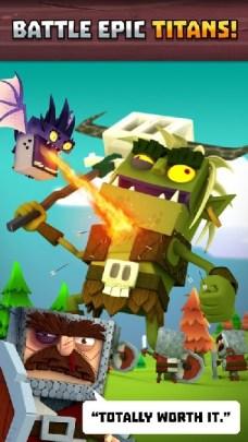Kingdoms of Heckfire APK MOD imagen 3