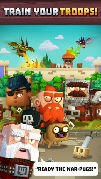 Kingdoms of Heckfire APK MOD imagen 4