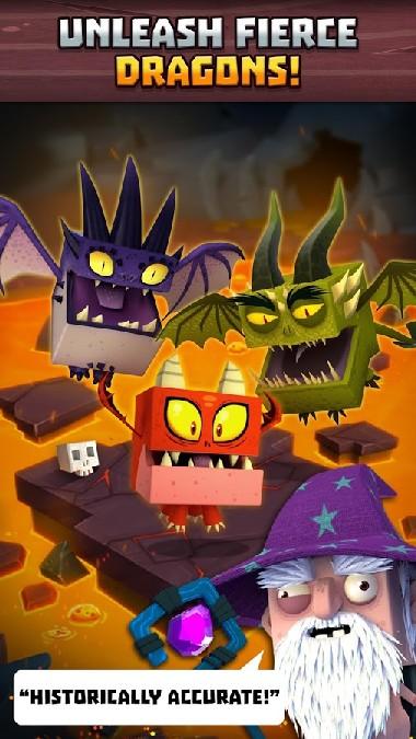 Kingdoms of Heckfire APK MOD imagen 5