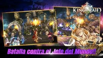 King's Raid APK MOD imagen 3
