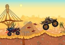 Mad Truck Challenge - Racing APK MOD imagen 3