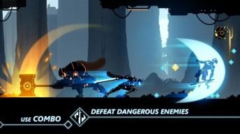 Overdrive - Ninja Shadow Revenge APK MOD imagen 3