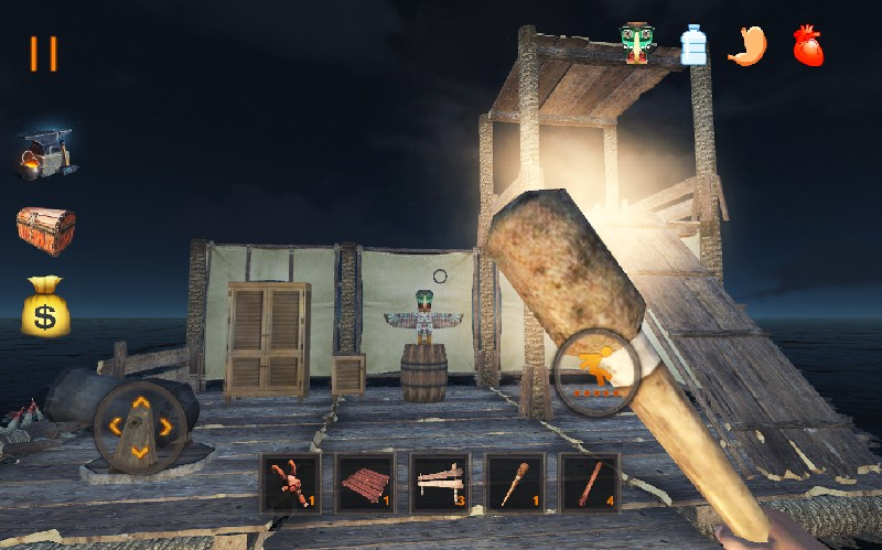 Raft Survival: Ultimate APK MOD imagen 4