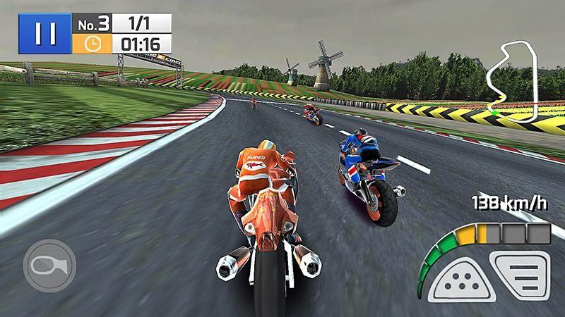 Real Bike Racing APK MOD imagen 1