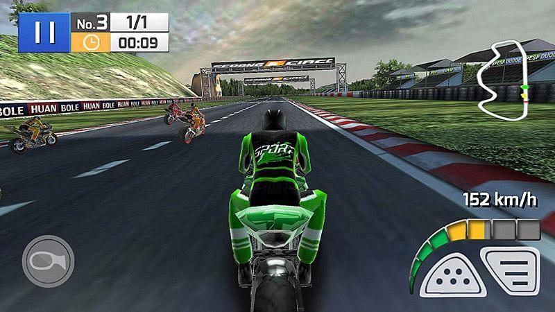 Real Bike Racing APK MOD imagen 3