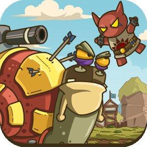 Snail Battles APK MOD