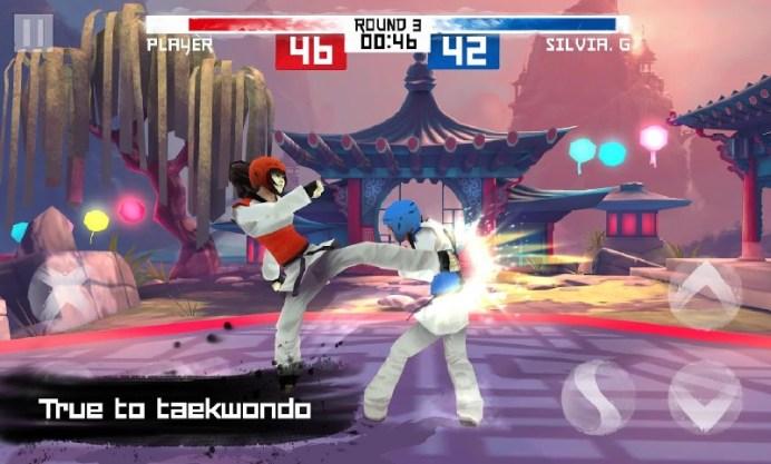 Taekwondo Game APK MOD imagen 5