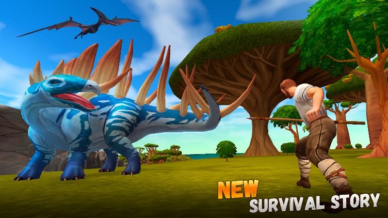 The Ark of Craft 2 Jurassic Survival Island APK MOD imagen 5