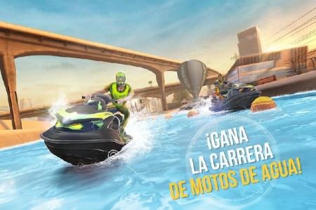 Top Boat Racing Simulator 3D APK MOD imagen 1