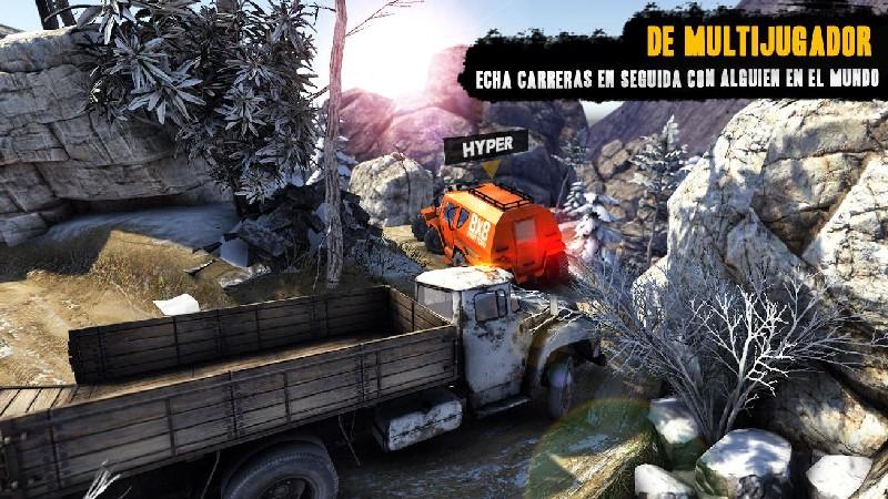 Truck Evolution: Offroad 2 APK MOD imagen 1