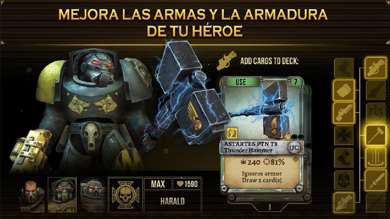 Warhammer 40,000: Space Wolf imagen 4