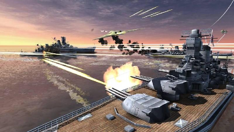 World Warships Combat APK MOD imagen 3