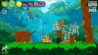 Angry Birds Rio APK MOD imagen 3