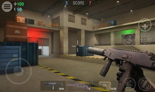 Crime Revolt - 3D Online Shooter APK MOD imagen 4