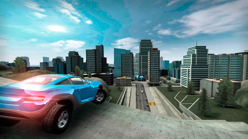 Extreme Car Driving Simulator 2 APK MOD imagen 3