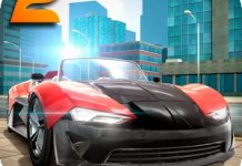 Extreme Car Driving Simulator 2 APK MOD