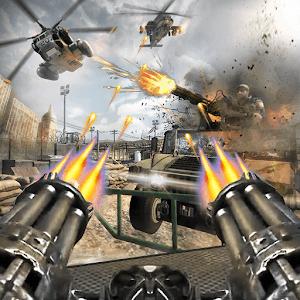 Gunner Battle City APK MOD