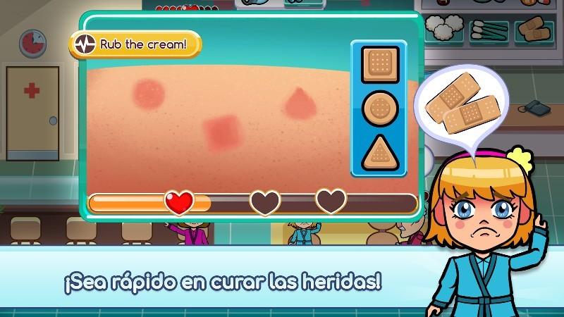 Hospital Dash - Simulator Game APK MOD imagen 3