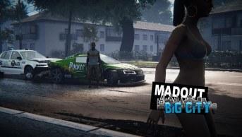 MadOut2 BigCityOnline APK MOD imagen 1