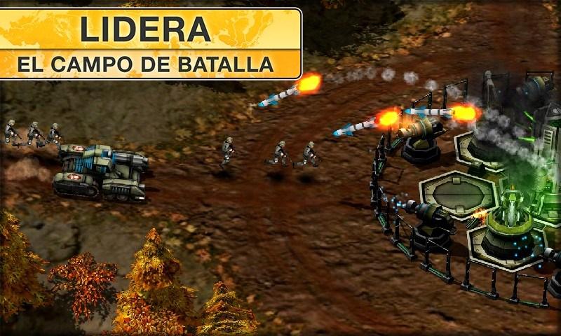 Modern Command APK MOD imagen 1