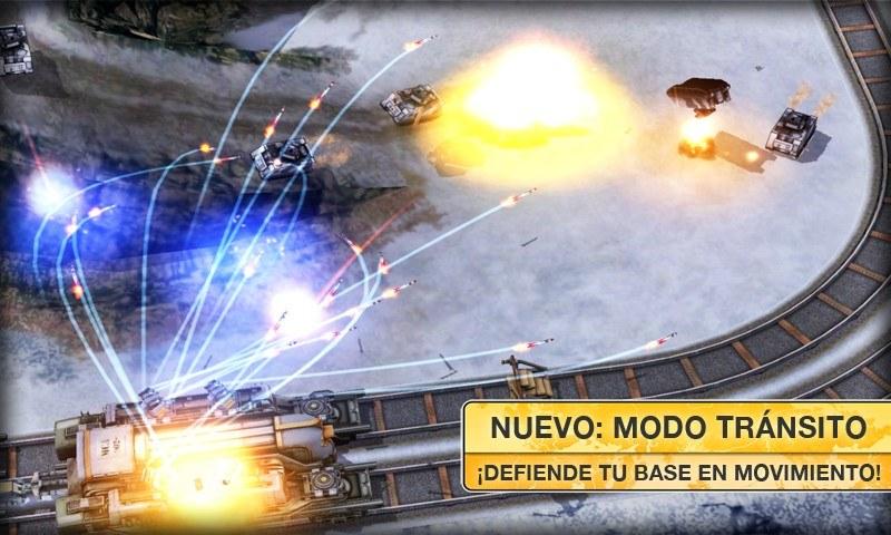Modern Command APK MOD imagen 3