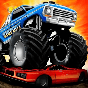 Monster Truck Destruction APK MOD