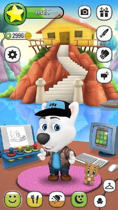 My Talking Dog 2 - Virtual Pet APK MOD imagen 4