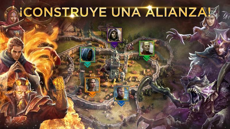 Rival Kingdoms APK MOD imagen 3