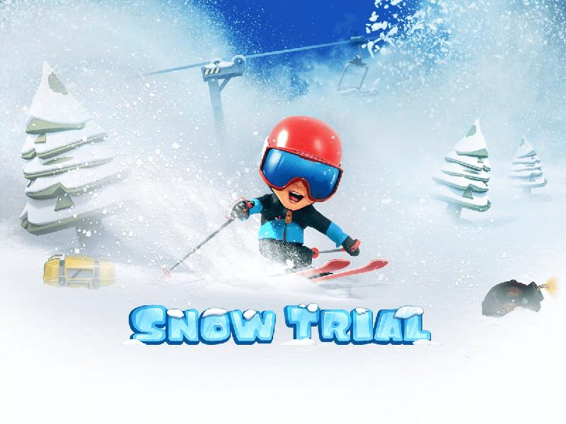 Snow Trial APK MOD imagen 5