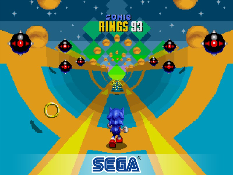 Sonic The Hedgehog 2 Classic APK MOD imagen 3