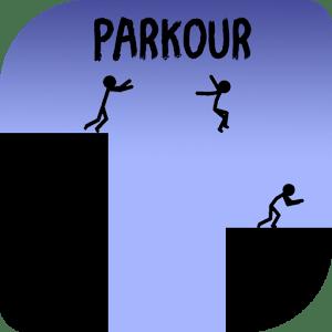 Stickman Parkour Platform APK MOD