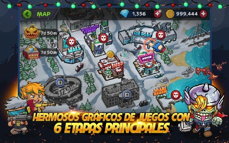 Zombie Survival Game of Dead APK MOD imagen 3