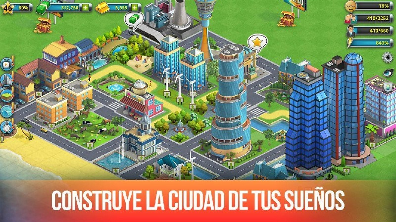 City Island 2 - Building Story APK MOD imagen 2