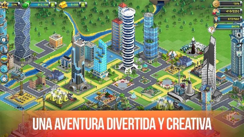 City Island 2 - Building Story APK MOD imagen 4