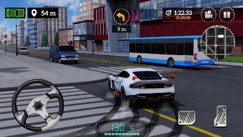 Drive for Speed Simulator APK MOD imagen 3