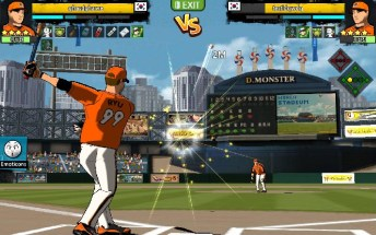 FreeStyle Baseball2 APK MOD imagen 4