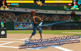 FreeStyle Baseball2 APK MOD imagen 5