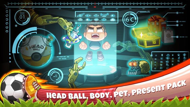 Head Soccer APK MOD imagen 2