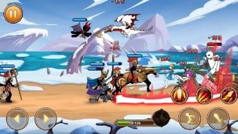 I Am Warrior APK MOD imagen 4